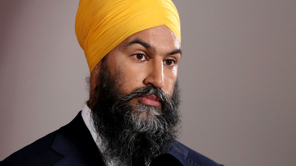 NDP Leader Jagmeet Singh reelected in Burnaby-South