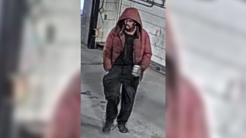 Toronto police seek man that allegedly followed woman and EXPOSED himself in hospital parkade