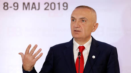 Albanian parliament votes to impeach president, remove him from office for 'violating constitution' in election comments