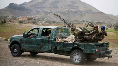 US sanctions 'network' accused of funding Yemen's Houthis with tens of millions of dollars