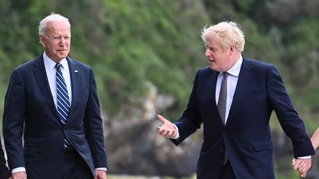 Joe Biden and Boris Johnson sign 'New Atlantic Charter,' but the world may have moved on