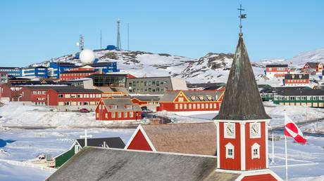 Greenland cancels flights and sailing from capital Nuuk to clamp down on Covid-19 cases