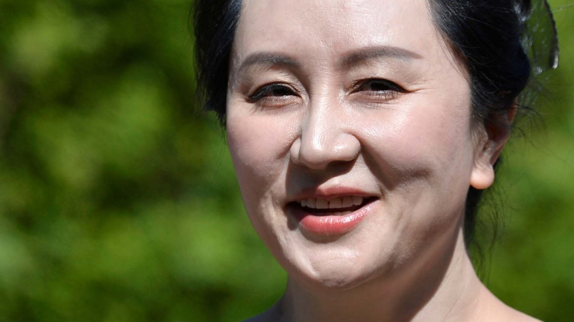 Lawyers for Huawei CFO Meng, Canadian Government FIGHT Over Publication of HSBC Documents