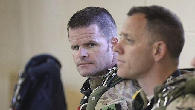 Canadian Military's Second-in-Command STEPS DOWN After Golf Outing