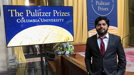 Pulitzer Prize-winning Reuters journalist Danish Siddiqui killed in  crossfire between Taliban and Afghan security forces – Toronto 99