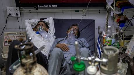 Indian govt slams 'audacious' study that suggested country's Covid death toll is 10 times higher than officially reported