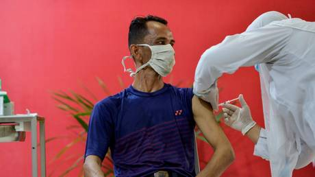 Asian Covid-hotspot Indonesia to receive 45mn Covid vaccines in August, as government eases curbs despite warnings