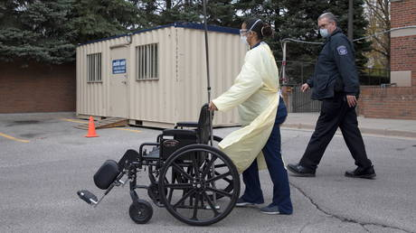 Biden administration declares 'long Covid' a DISABILITY eligible for accommodation under civil rights law