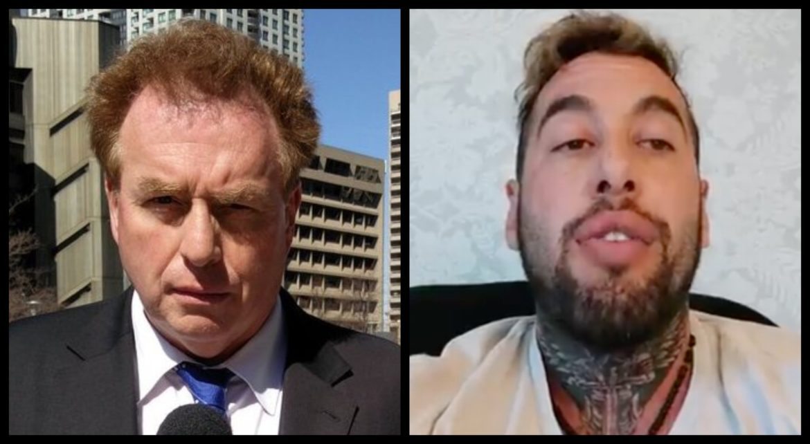 Chris Sky DOUBLES DOWN on Holocaust denial during interview with Rebel News