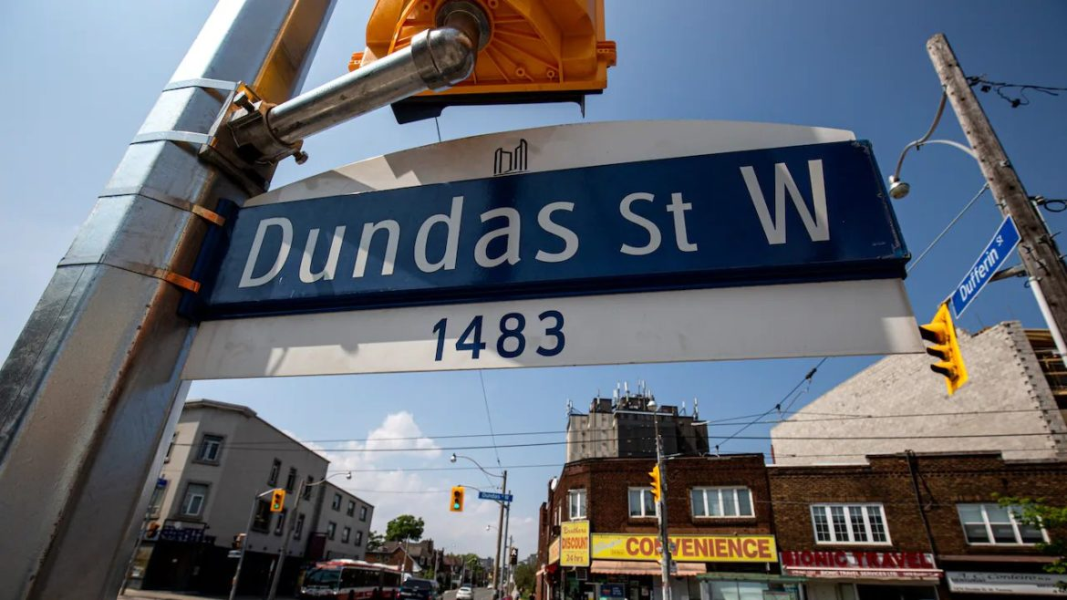 CANCELLED: Dundas name to be removed from Toronto streets, other public amenities