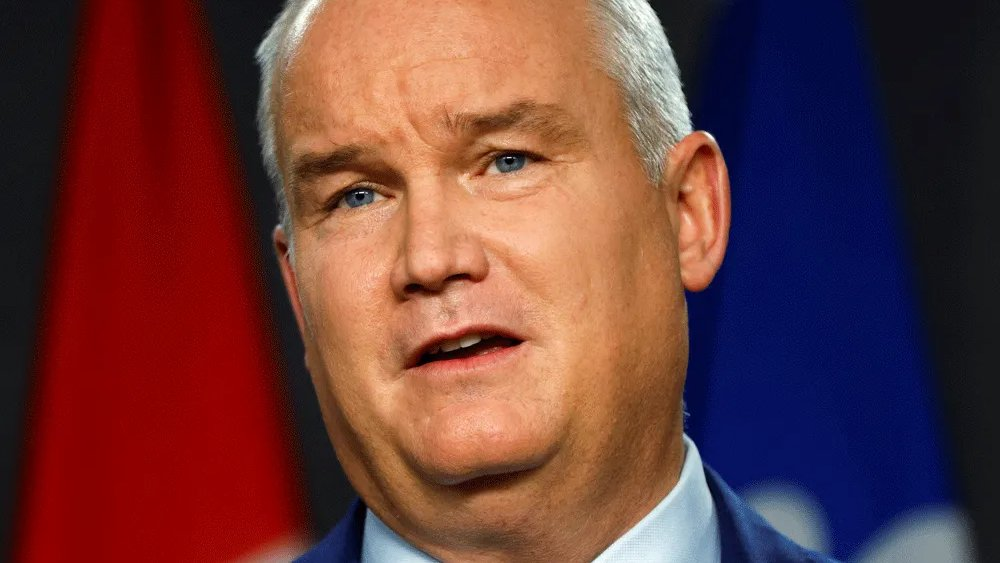 Conservative national council SUSPENDS member after bid to recall O'Toole as leader