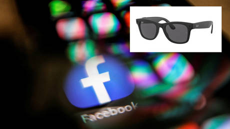 LifeLog 2.0.? Facebook summons the ghost of Google Glass with Ray-Ban 'smart glasses' capable of stealthily recording uninitiated