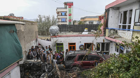 US drone strike in Kabul killed AID WORKER, not ISIS terrorist, NYT investigation shows
