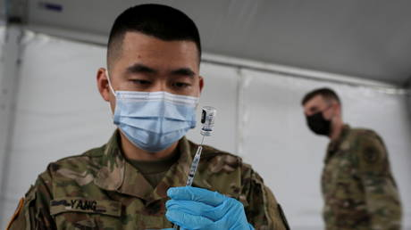 US military branches set mandatory vaccine deadlines after Pentagon requires jabs for all troops
