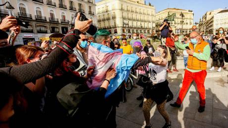 Spanish prosecutors launch probe into 200-strong anti-LGBT 'Nazi' march
