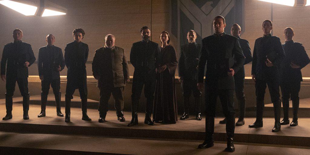 TIFF 2021 | Dune: A feature length first act jamesmackin