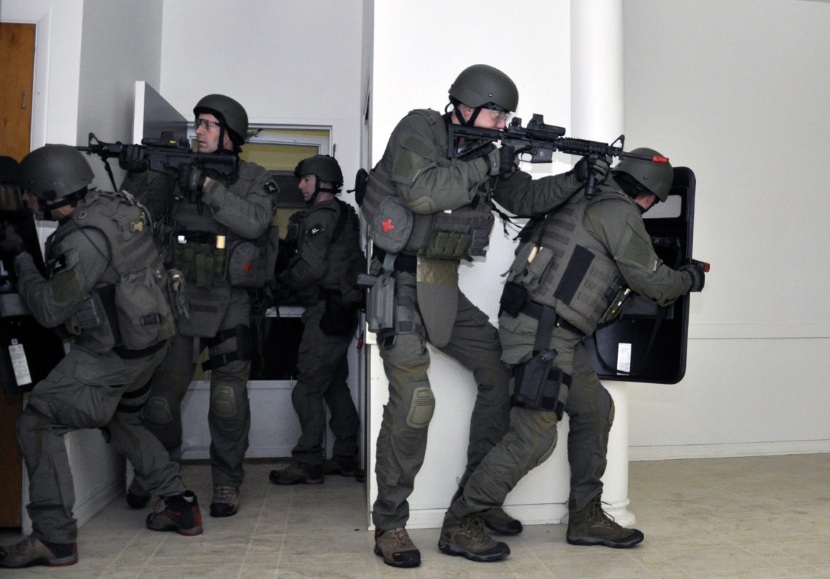 Canadian teen has been arrested for SWATTING schools in the United States
