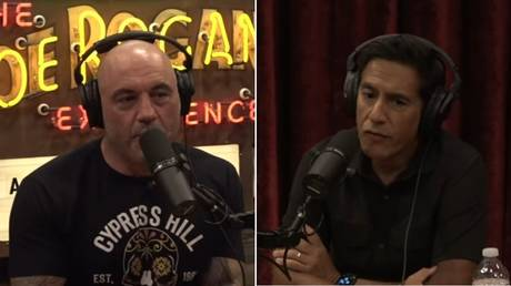 CNN's Sanjay Gupta goes on Joe Rogan's show to turn him on to vaccines, gets grilled about his network's 'horse dewormer lies'