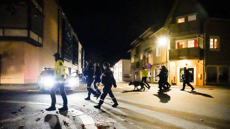 Norway bow-and-arrow attack appears to be 'act of terror', domestic security service says, follow-up violence a risk