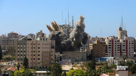 IDF strike on AP tower during Gaza conflict was 'self-inflicted public relations terror attack,' former Israeli general says