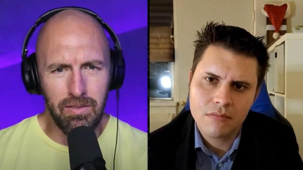 Shane Hazel and Mark Slapinski debate gun control, vaccine mandates and politics